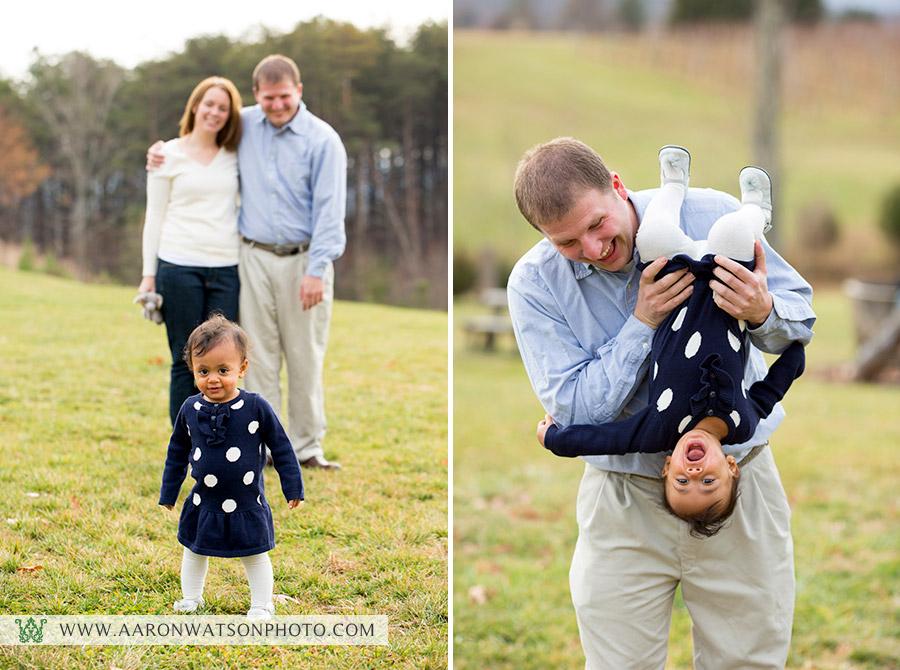 charlottesville family portraits