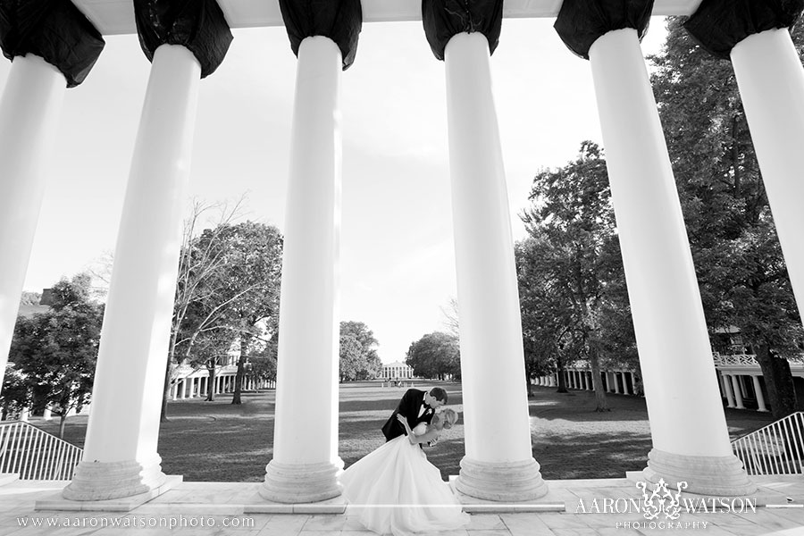 UVA wedding pictures
