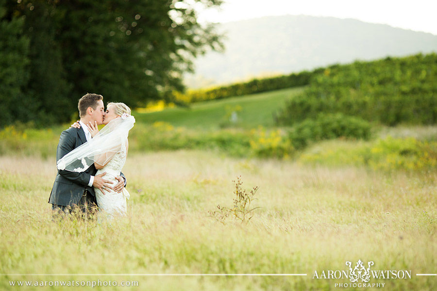 charlottesville wedding pictures at keswick vineyards