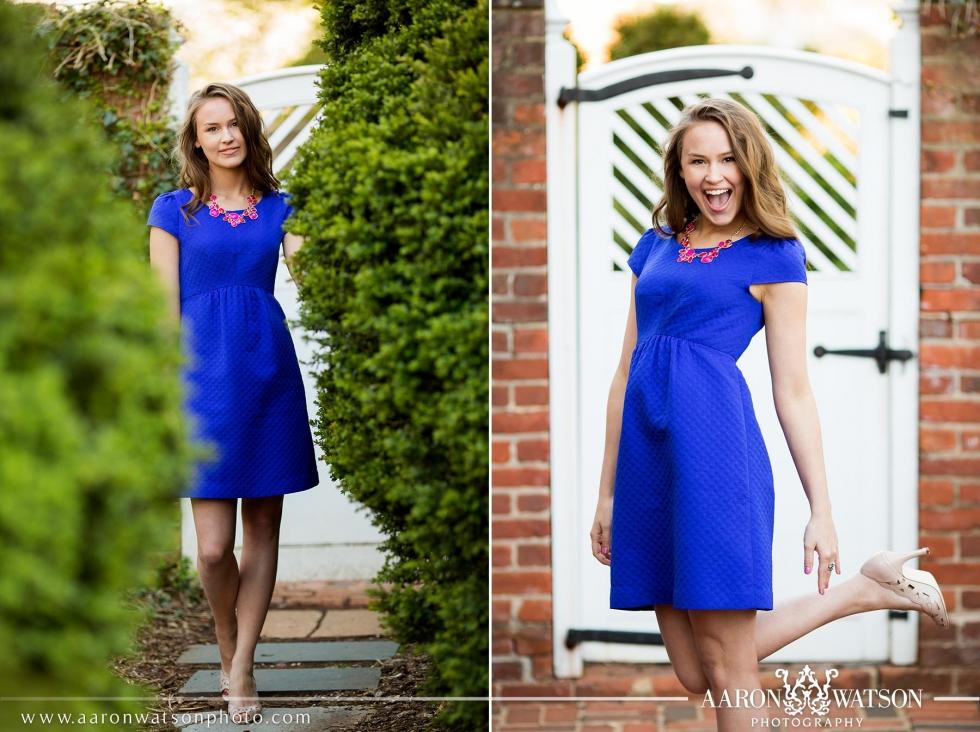UVA Senior Photography