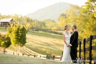 fall virginia farm wedding