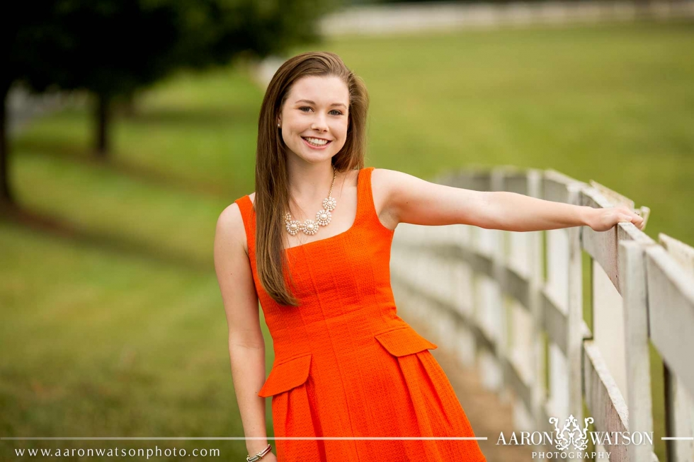 Charlottesville Senior Portrait Session