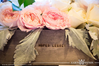 Hope's legacy flower box