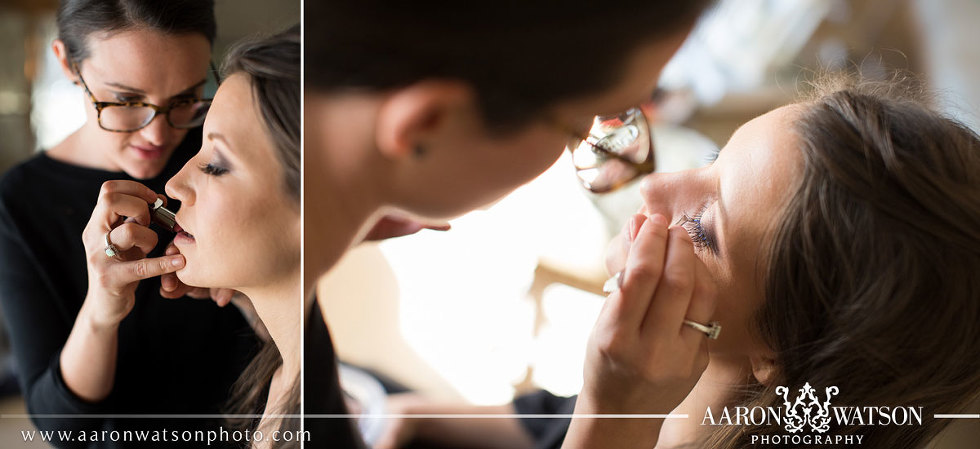 Avenue 42 Wedding Makeup and Hair
