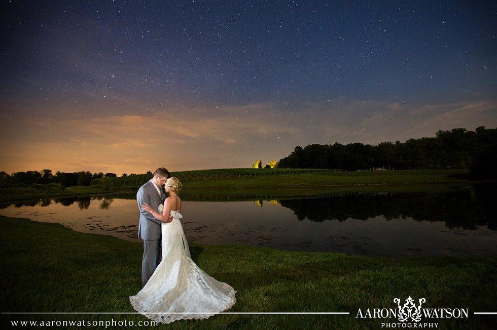 Best wedding photography Keswick Vineyards