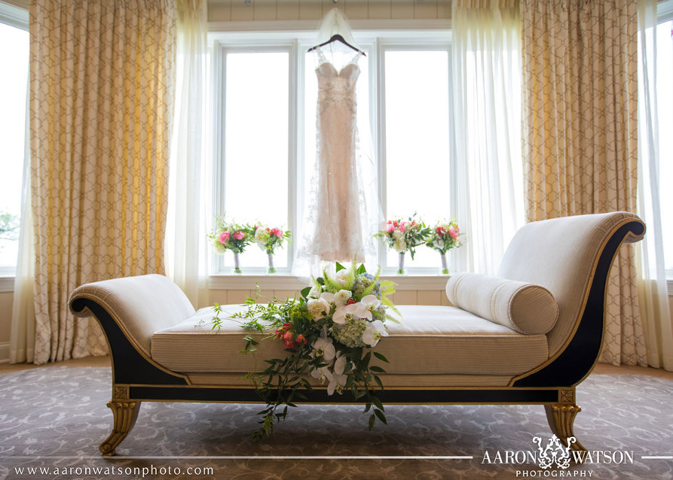 Trump Winery Grand Hall Wedding Bridal Suite