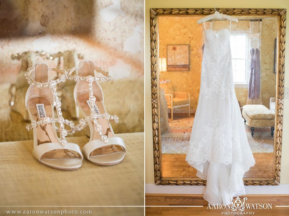 Early Mountain Vineyards Wedding Photography Details