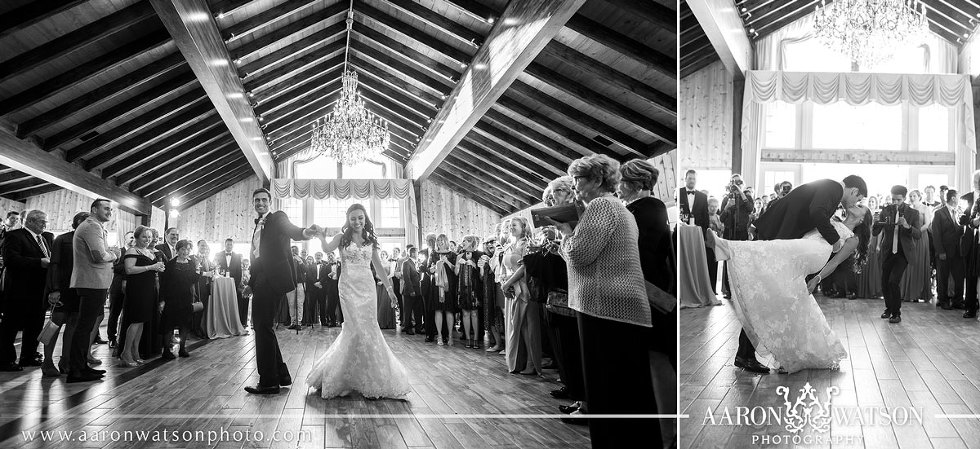 glamorous barn wedding Virginia