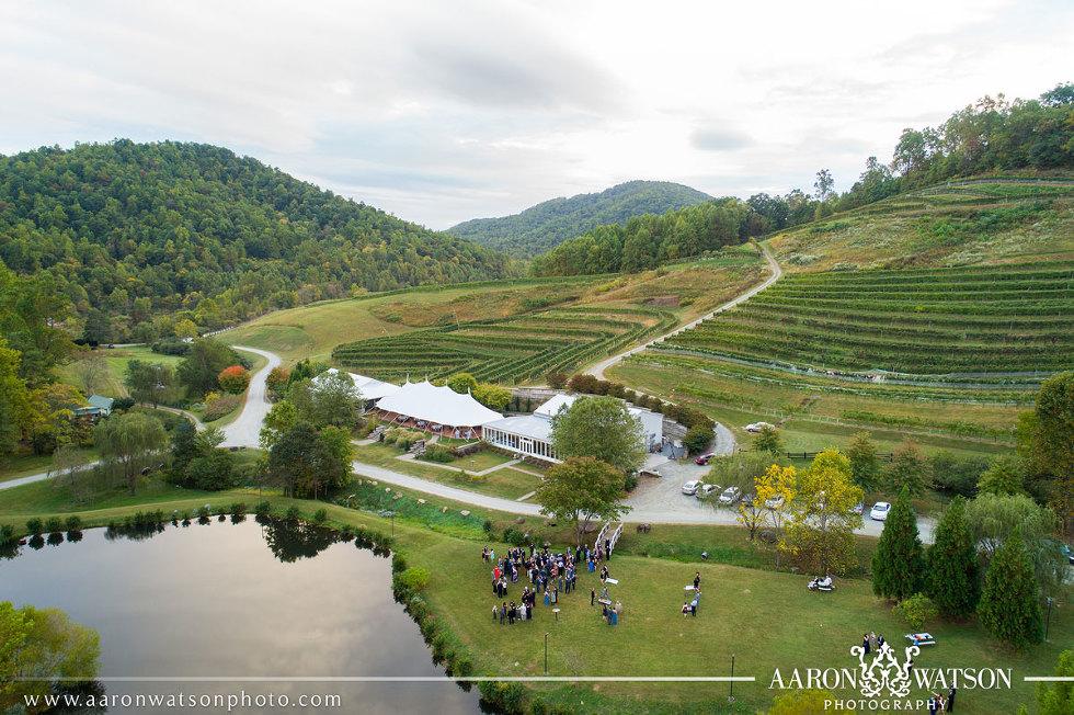 Drone Charlottesville Virginia Photographer