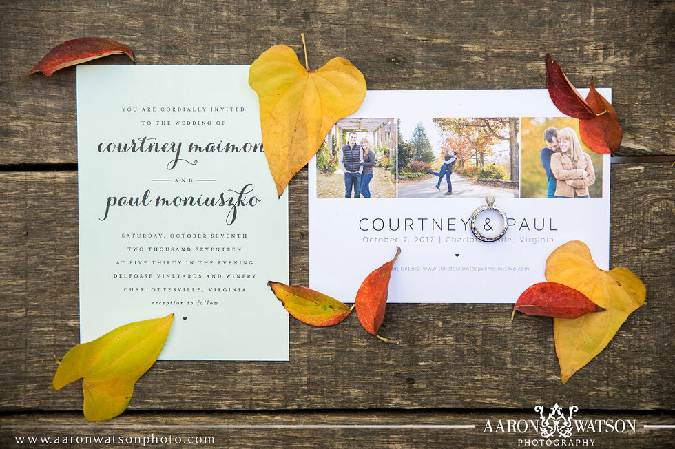 DelFosse Vineyard and Winery Wedding Charlottesville VA